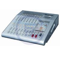8路输入,高、中、低音音调独立调节、9段图示均衡器,可弥补房间建声缺陷